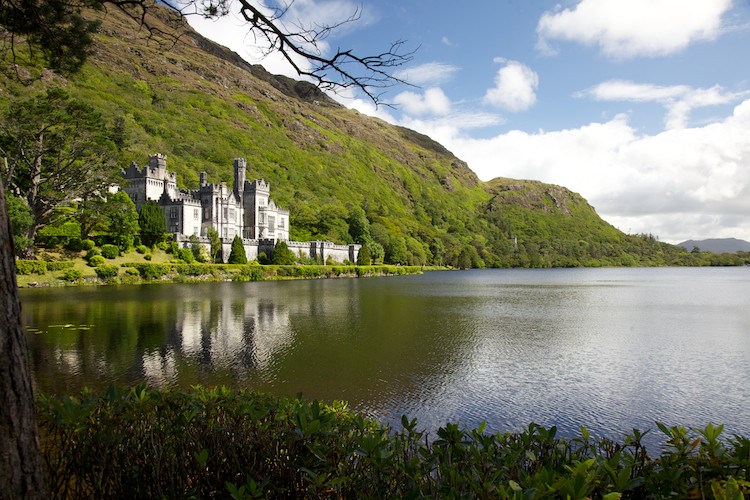 Kylemore Abbey, Connemara, County Galway