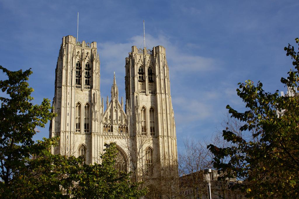 Saints-Michel-et-Gudule Cathedral