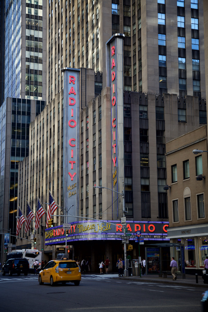 Radio City Music Hall, Headquarters of the United Nations