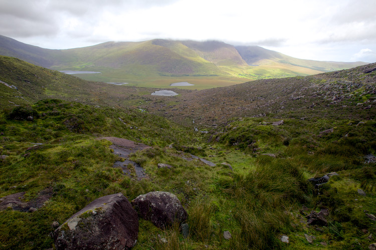 Connor Pass, Dingle Peninsula, County Kerry