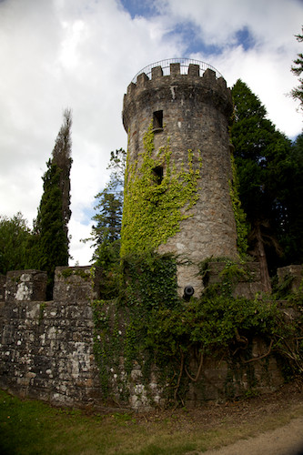 Powerscourt Estate Tower, County Wicklow