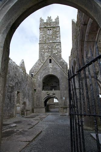 Ross Errilly, Connemara