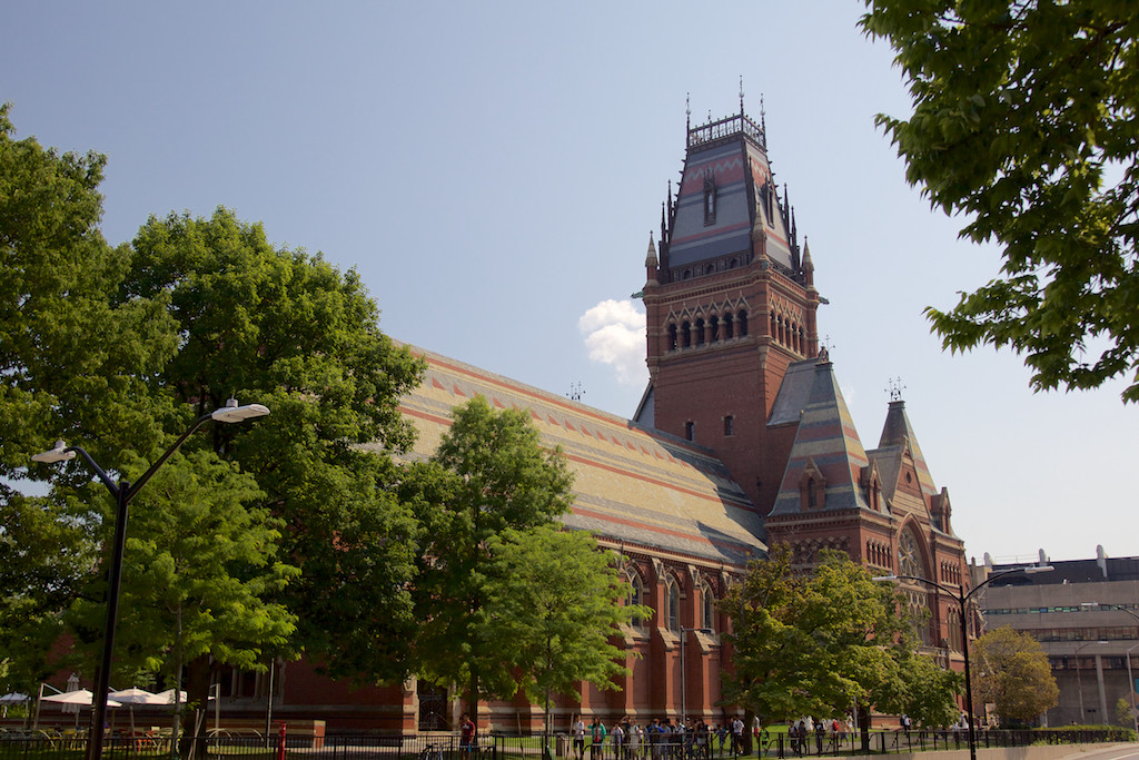 Harvard University, Cambridge, MA