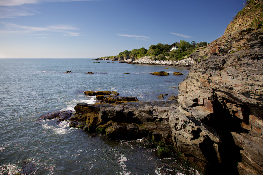 Cliff Walk, Newport, RI