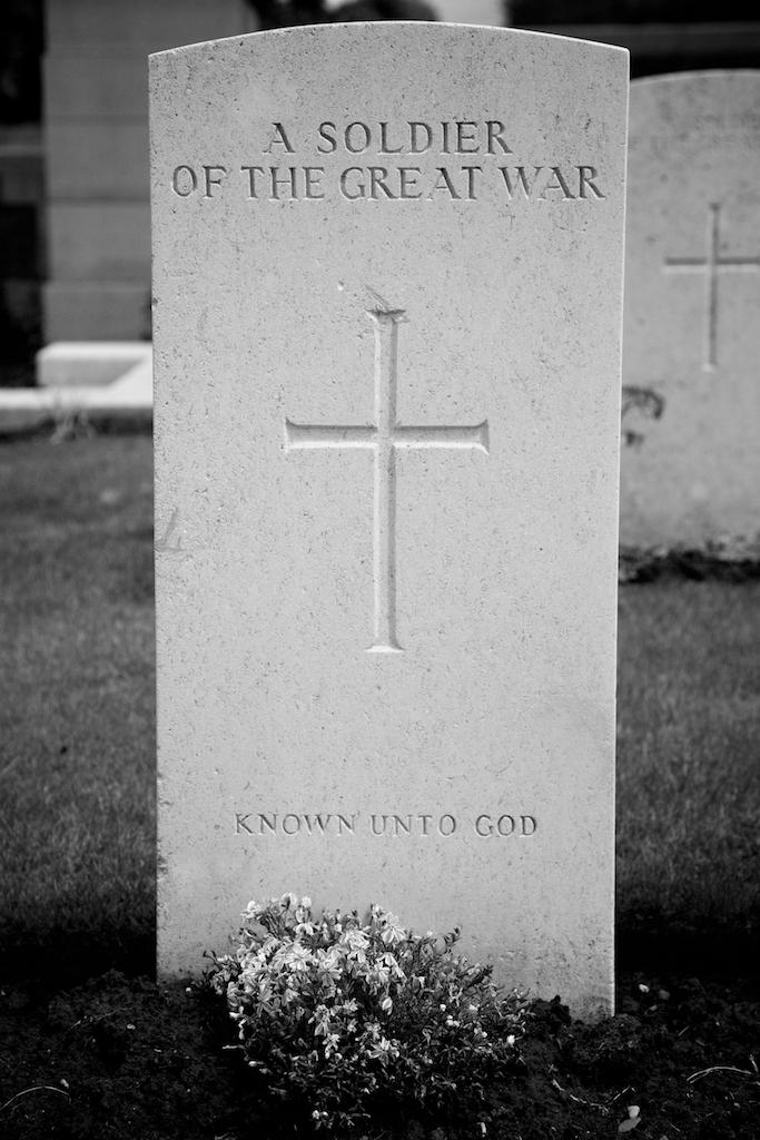 Aeroplane cemetery Ypres, Belgium. (2015)