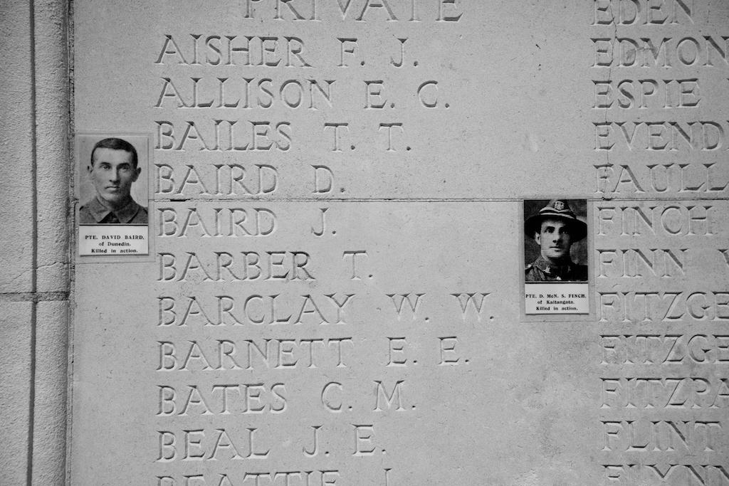 Tyne Cot WWI Cemetery, Ypres, Belgium. (2015)