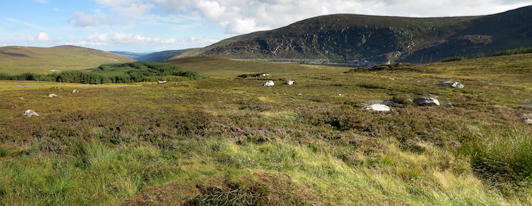 Wicklow Gap, St. Kevin's Way