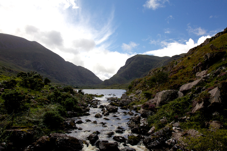 Gap of Dunloe, County Kerry