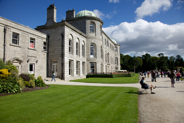 Powerscourt House, County Wicklow