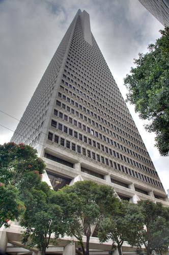 San Francisco, Transamerica Pyramid