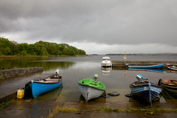 Carrowmoreknock, Lough Corrib, Connemara