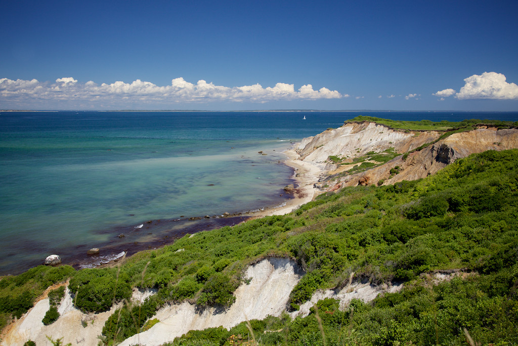 Aquinnah Cliffs, Martha's Vineyard, MA