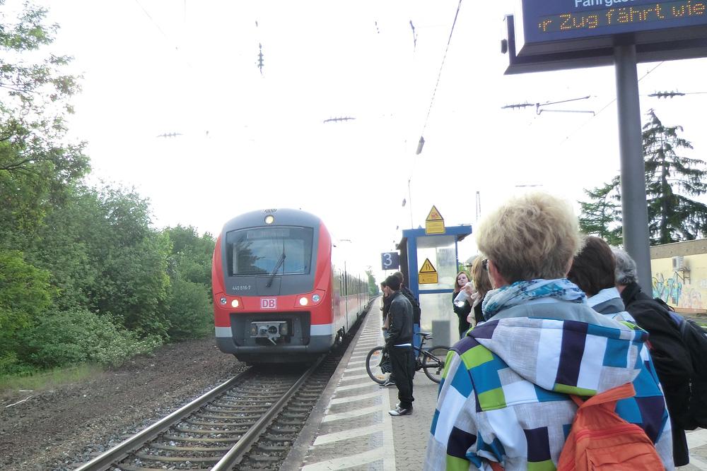 Maiwanderung, Abt-Degen-Steig 2014