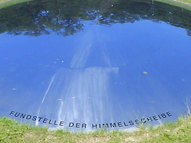 Am Mittelberg (Fundort der Himmelsscheibe)