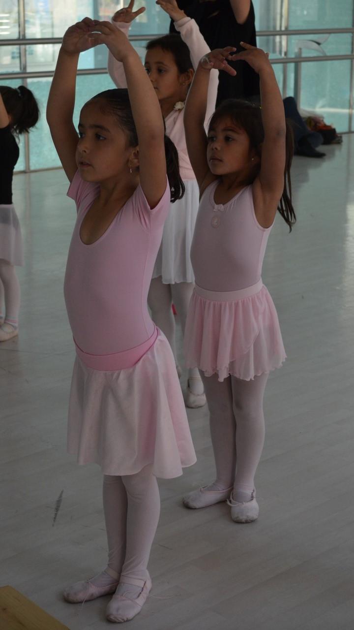 Escuela de danza Mo-Mo Cursos infantiles año 2013