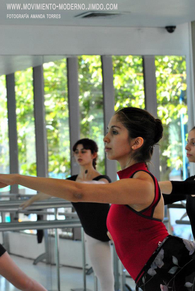 clases ballet moderno