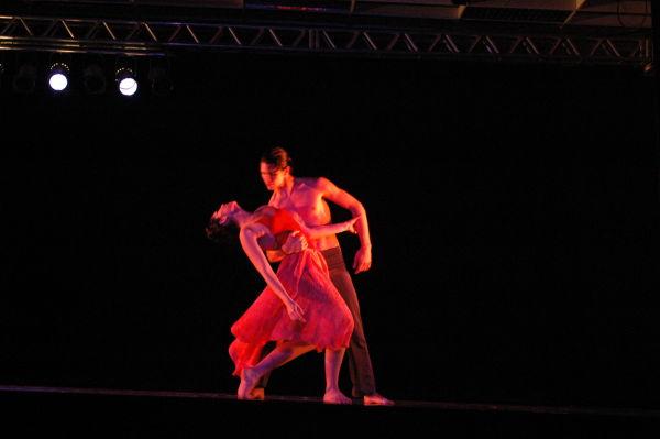 """""""Danza Héroes Caídos"""" BR-07"""