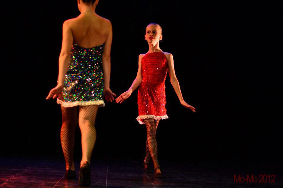 Cursos Inantiles Presentación Dic-2012 Teatro Facetas (Fotografía Denisse Tala)