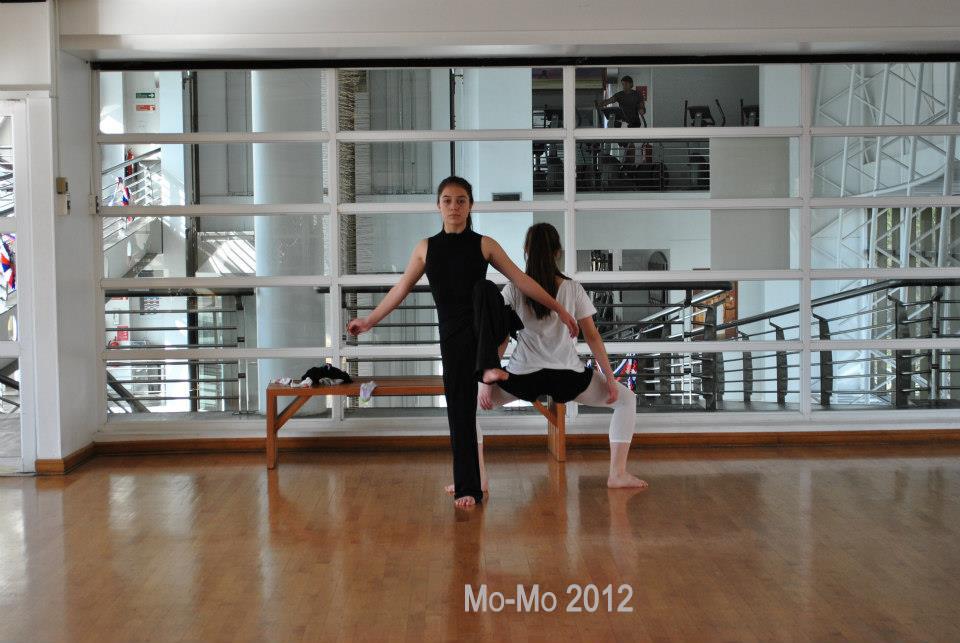 Ensayo Mo-Mo 2012