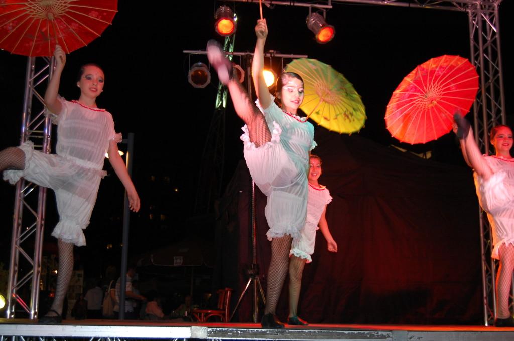 Cabaret P:Arauco enero 2010