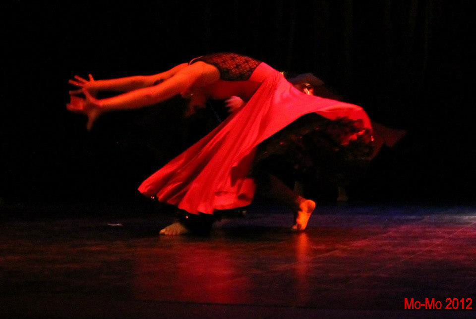 Danza del Fuego