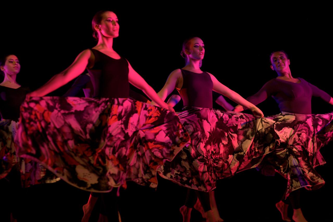 Cía Mo-Mo, Taller de danza Moderna Adultos principiantes