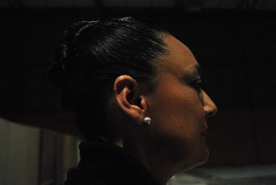 Viaje Cía Mo-Mo a Bento em danca 2012 Brasil