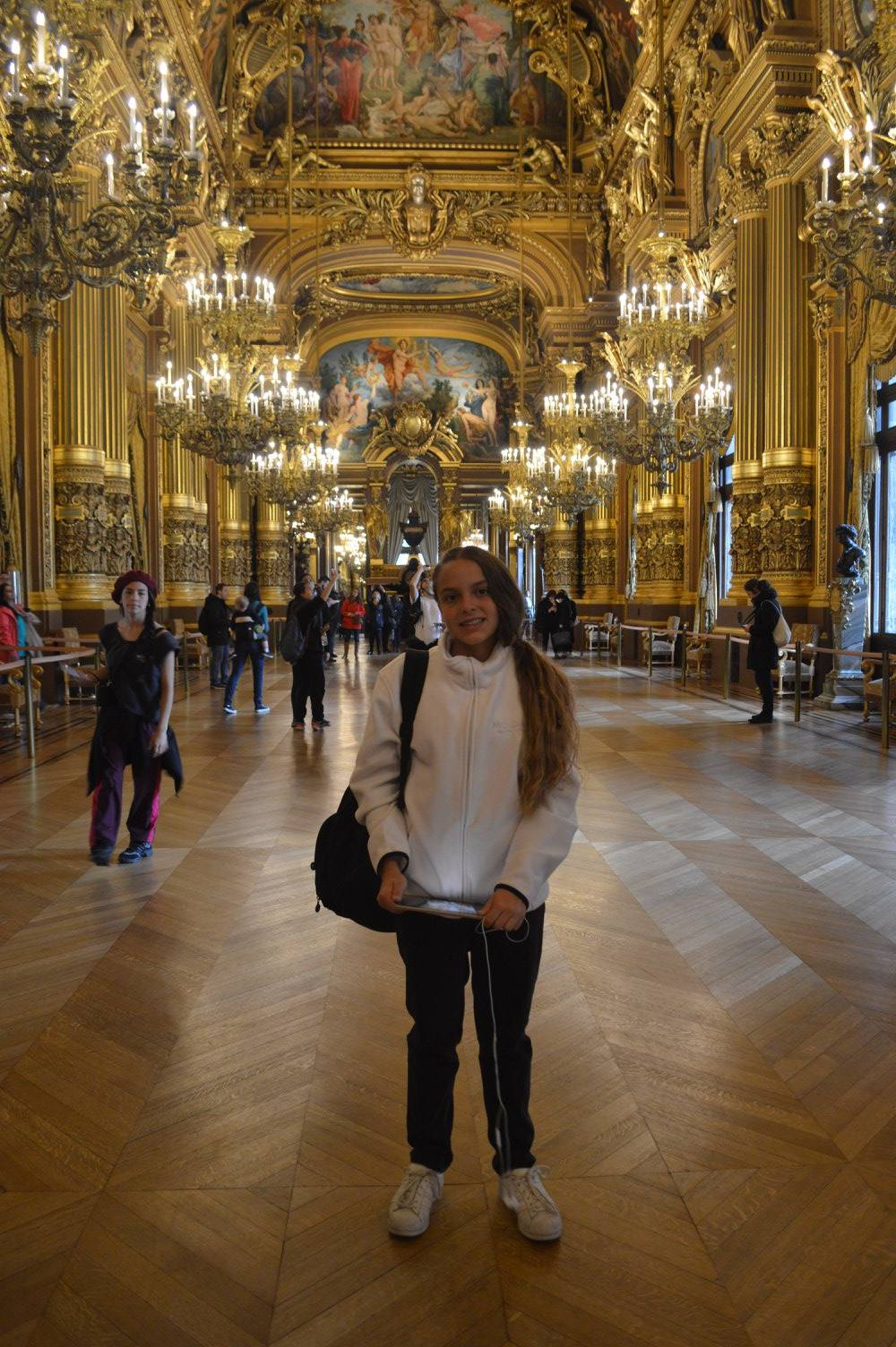 Ópera de París, abril 2017