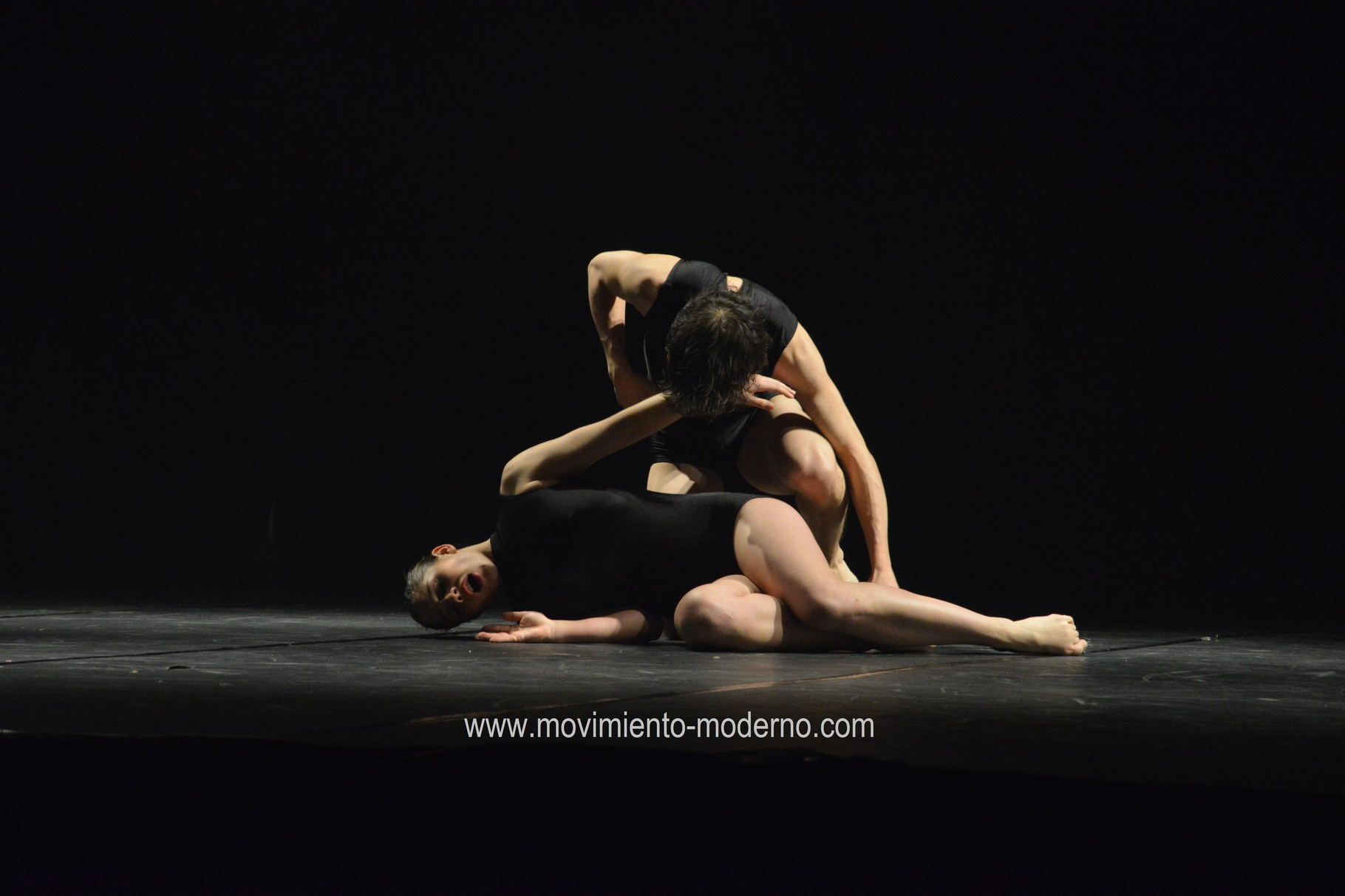 """Duel"" coreografía Alessandro Sebastiani"