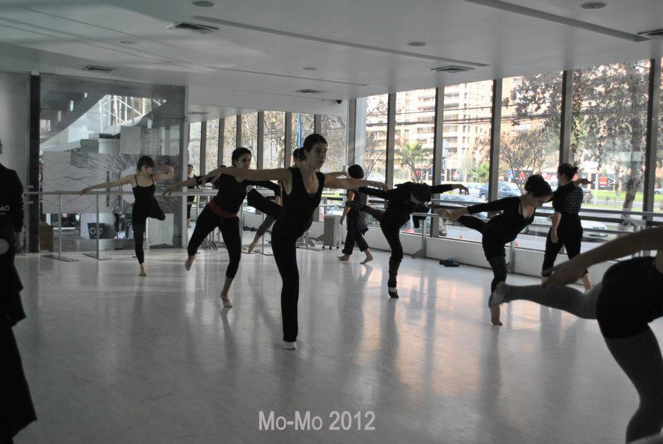 clases en Mo-Mo