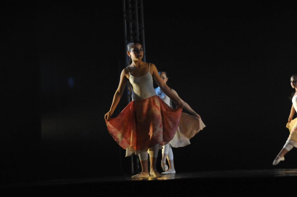 danza infantil, cía mo-mo
