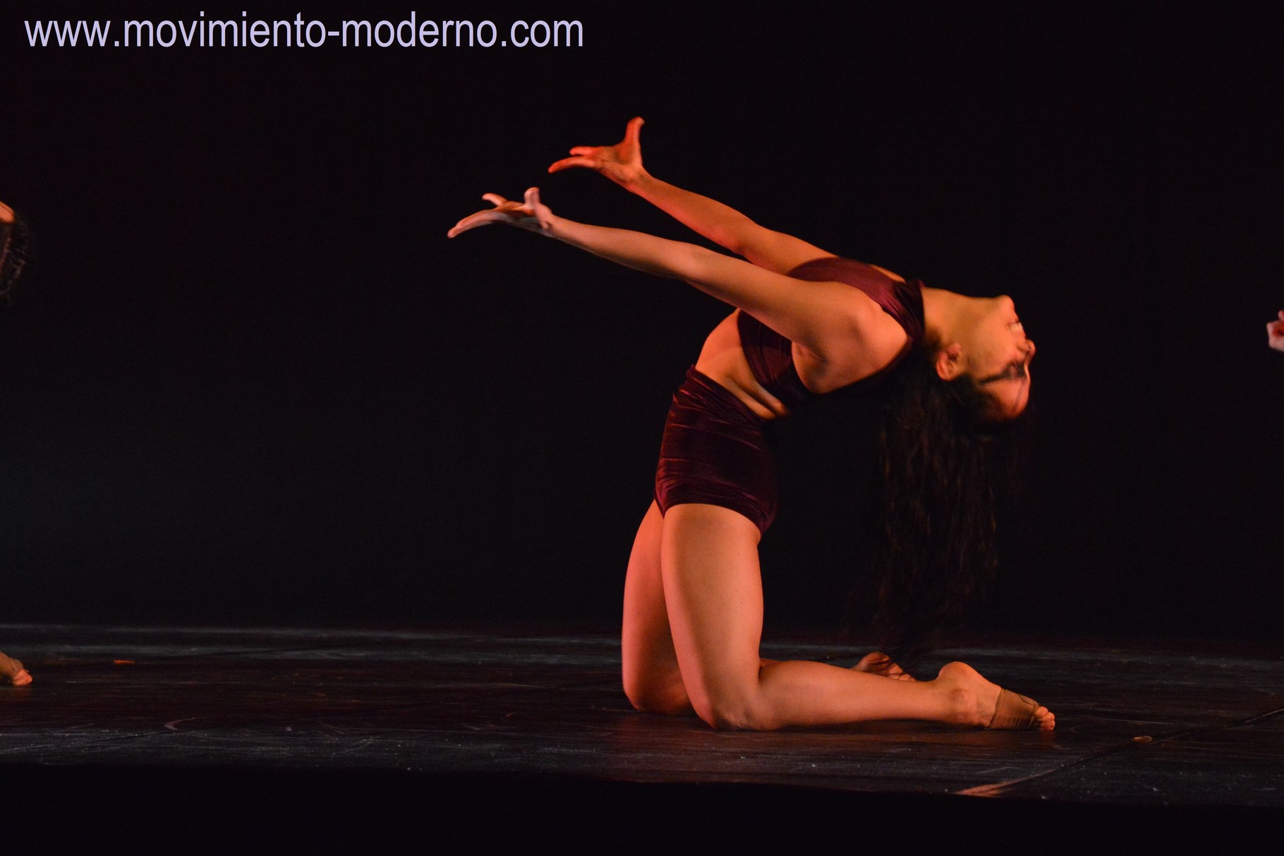 """""""Kirie"""" coreografía: Ana Luisa Baquedano"""
