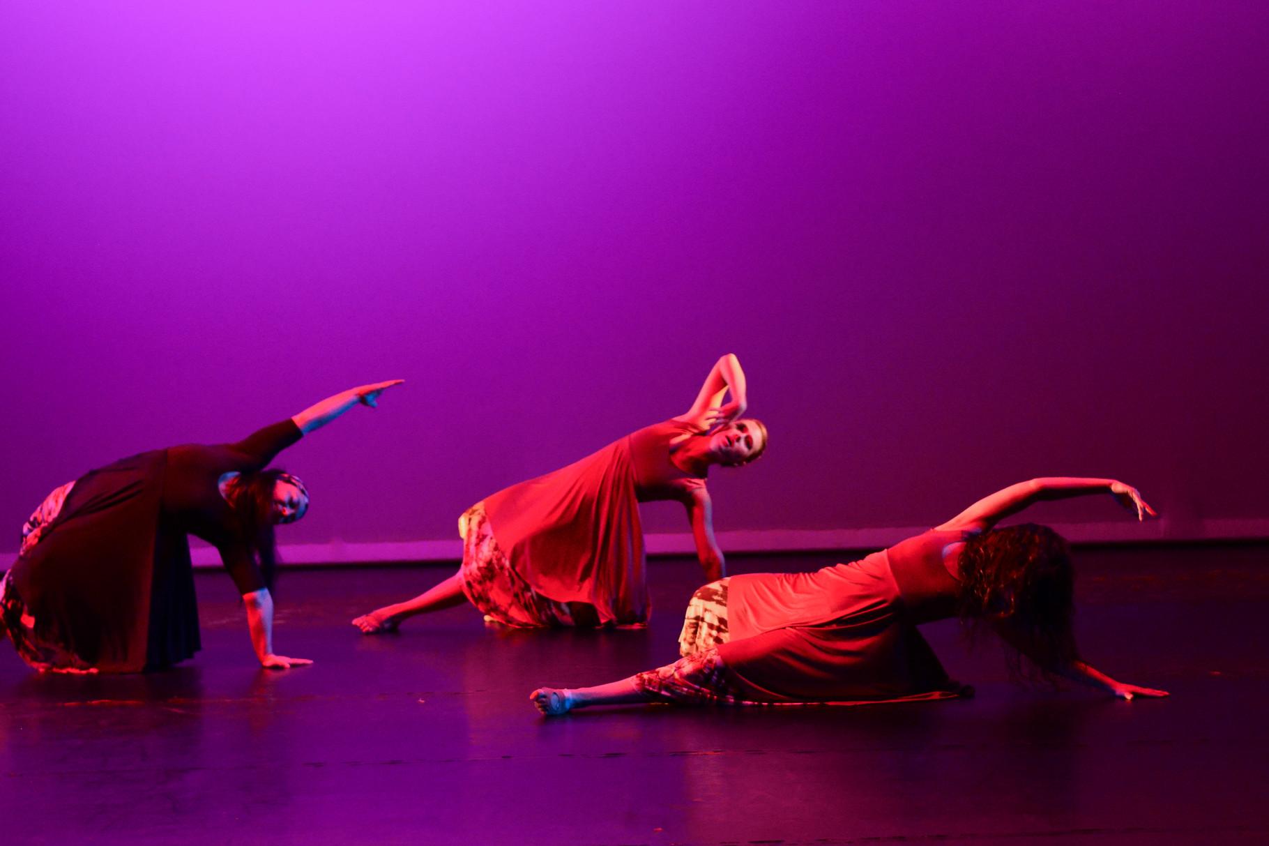 Presentación diciembre 2015, Teatro Nido de Águilas