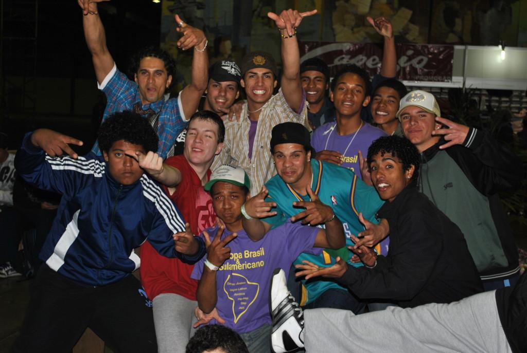 grupo de brasil