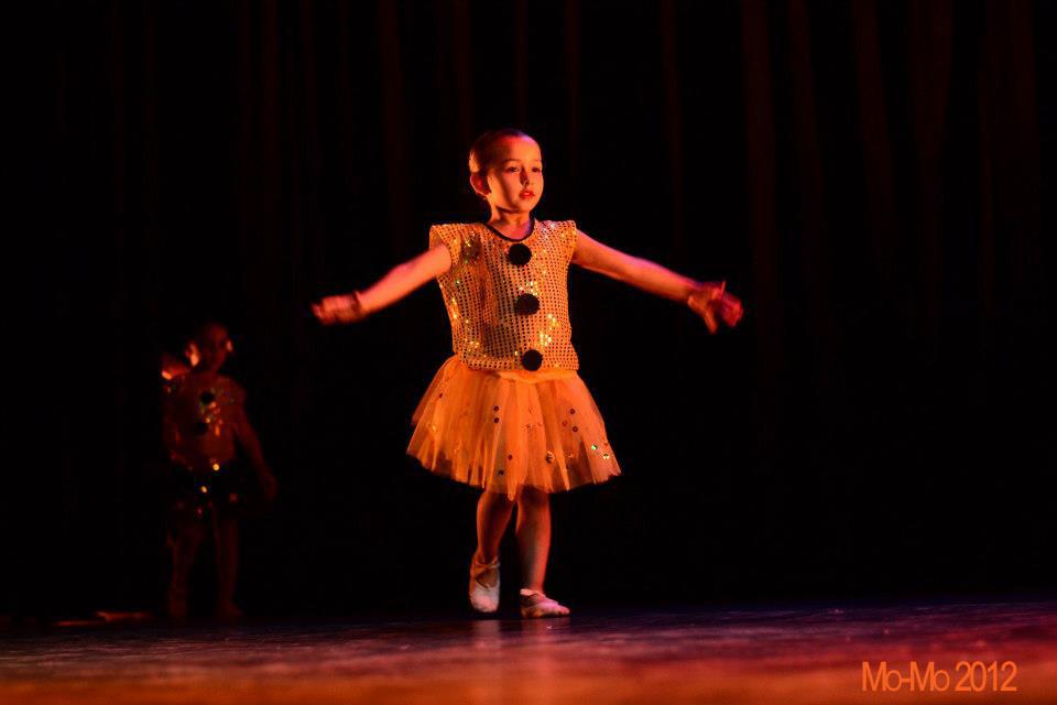Cursos Infantiles Danza Con Números 3 a 6 años Fotografía Denisse Tala