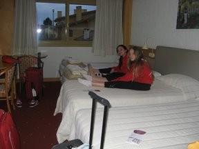 habitación Hotel Dall'Onder