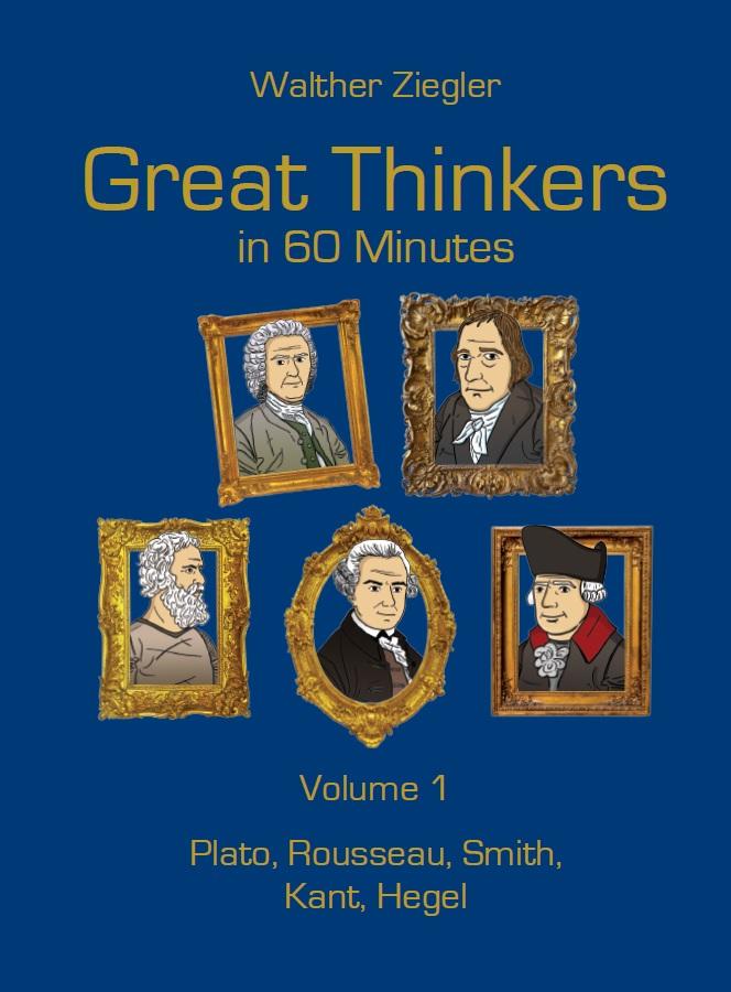 Platon, Rousseau, Smith, Kant, Hegel