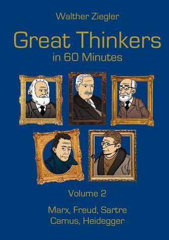 Marx, Freud, Sartre, Camus, Heidegger