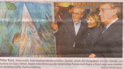 Europapreis 2007