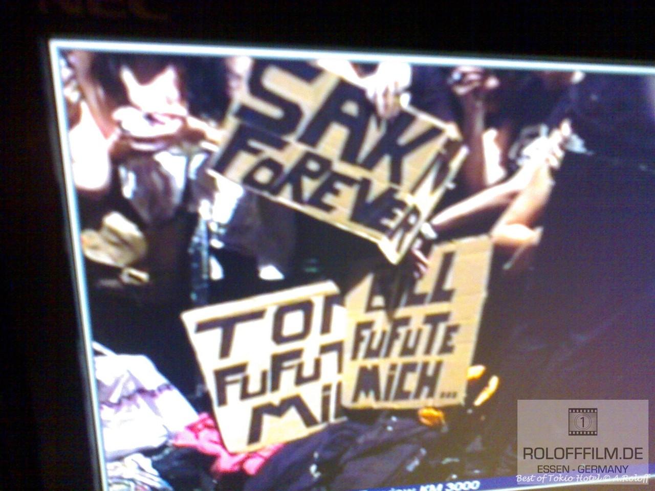 Tokio Hotel - 483 Tour Frankreich