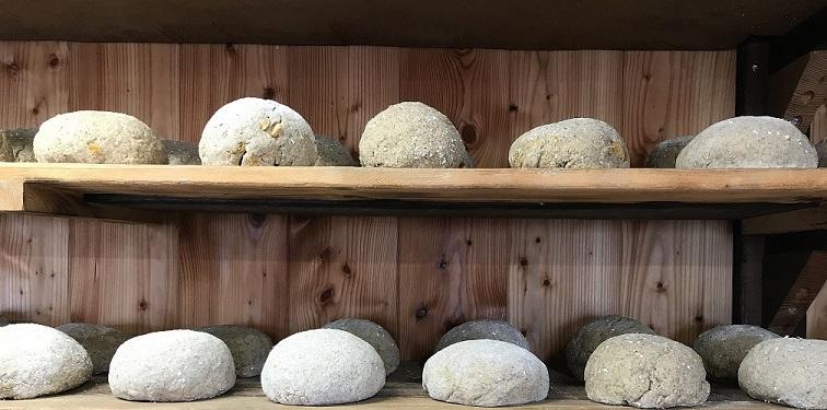 Fabrication du pain et vente du pain au four banal le 3 et le 4 janvier 2020