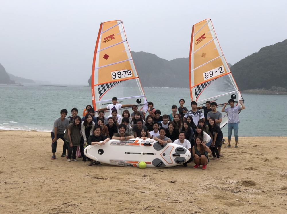 長崎大学医学部windsurfing部 nu windsurfing ページ