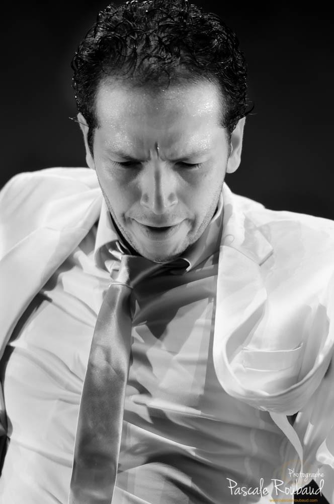 Concert reveleo flamenco à Nice theatre Lino Ventura