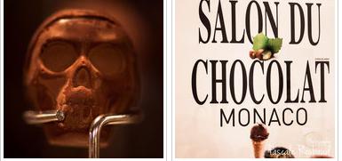 1ER prix du grand concours du salon du chocolat Monaco