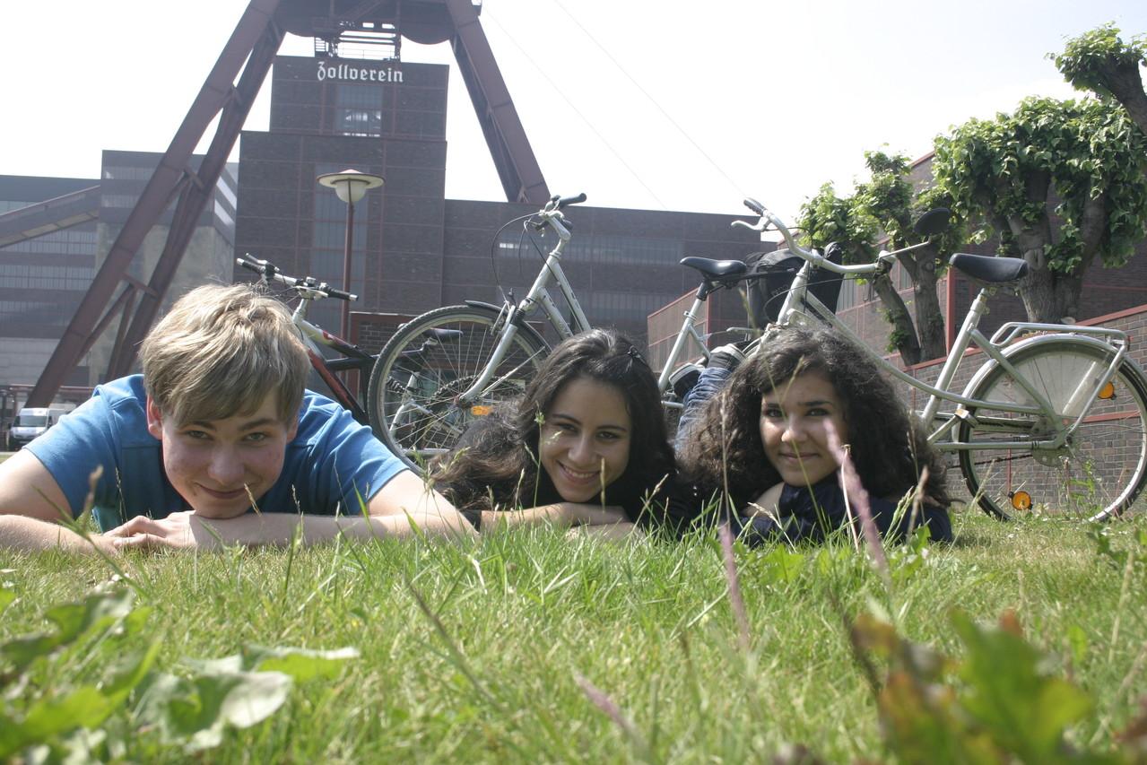 Von Bergwerk zu Bergwerk: 400km Radtour durch das Ruhrgebiet