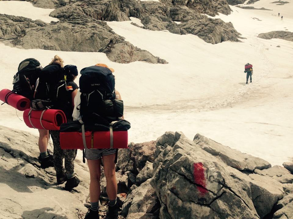 Alpencross - Zu Fuß von Deutschland nach Italien