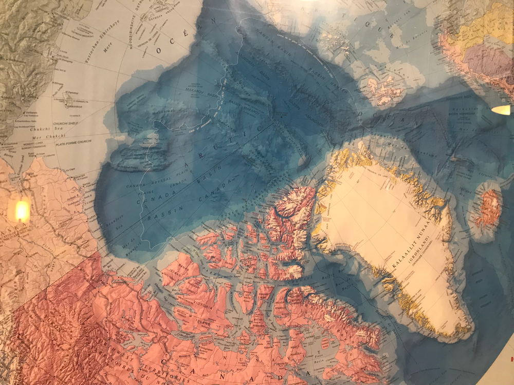Spitzbergen oben rechts