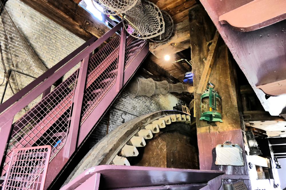 In der Mühle