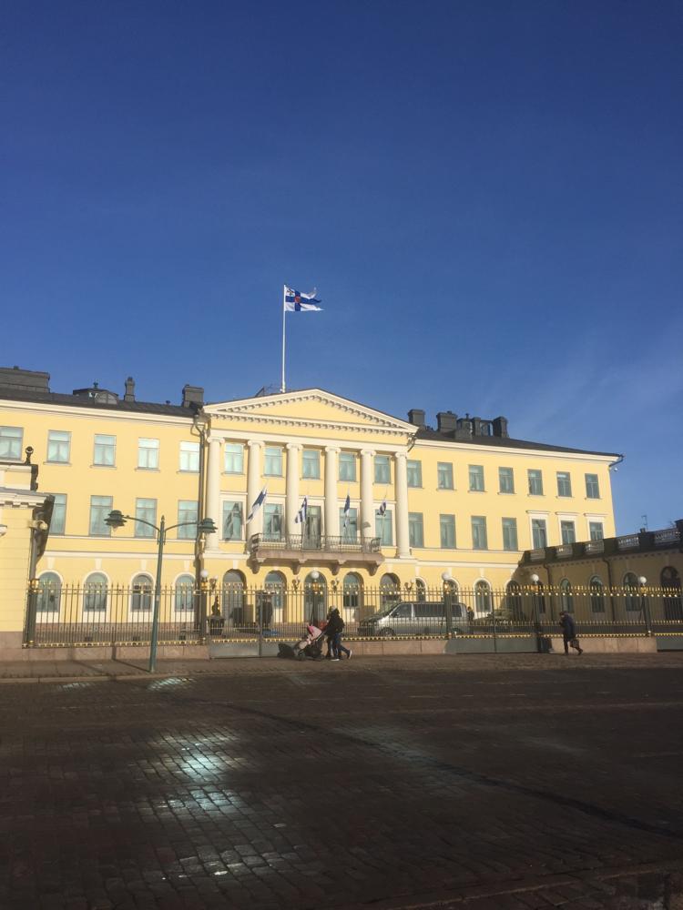 Palais des Staatspräsidenten