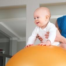 Ergotherapie bei Kleinkindern und Babys, Therapiezentrum Klose, Hameln und Bad Münder